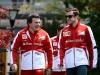 FIA Formula 1 World Championship 2013 - Round 3 - Grand Prix China - Fabrizio Borra and Fernando Alonso / Image: Copyright Ferrari