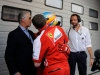 FIA Formula 1 World Championship 2013 - Round 3 - Grand Prix China - Piero Ferrari and Fernando Alonso / Image: Copyright Ferrari