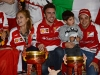 FIA Formula 1 World Championship 2013 - Round 3 - Grand Prix China - Fernando Alonso and Felipe Massa / Image: Copyright Ferrari
