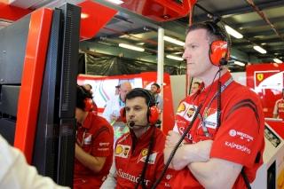 FIA Formula 1 World Championship 2014 - Round 1 - Grand Prix Australia - James Allison / Image: Copyright Ferrari