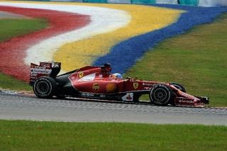 FIA Formula 1 World Championship 2014 - Round 2 - Grand Prix Malaysia - Fernando Alonso - Ferrari F14 T - S/N 304 / Image: Copyright Ferrari