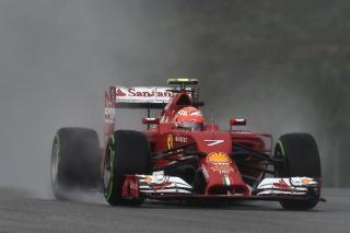 FIA Formula 1 World Championship 2014 - Round 2 - Grand Prix Malaysia - Kimi Raikkonen - Ferrari F14 T - S/N 305 / Image: Copyright Ferrari