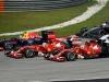 FIA Formula 1 World Championship 2014 - Round 2 - Grand Prix Malaysia - Kimi Raikkonen - Ferrari F14 T - S/N 305 and Fernando Alonso - Ferrari F14 T - S/N 304 / Image: Copyright Ferrari