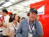 FIA Formula 1 World Championship 2014 - Round 3 - Grand Prix Bahrain - Nick Mason / Image: Copyright Ferrari