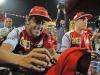 FIA Formula 1 World Championship 2014 - Round 3 - Grand Prix Bahrain - Fernando Alonso and Kimi Raikkonen / Image: Copyright Ferrari
