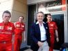 FIA Formula 1 World Championship 2014 - Round 3 - Grand Prix Bahrain - Luca di Montezemolo/ Image: Copyright Ferrari