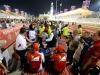 FIA Formula 1 World Championship 2014 - Round 3 - Grand Prix Bahrain - Kimi Raikkonen and Fernando Alonso/ Image: Copyright Ferrari