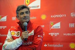 FIA Formula 1 World Championship 2014 - Round 4 - Grand Prix China - Marco Mattiacci / Image: Copyright Ferrari