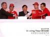 FIA Formula 1 World Championship 2014 - Round 4 - Grand Prix China - Kimi Raikkonen, Fernando Alonso / Image: Copyright Ferrari