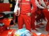 FIA Formula 1 World Championship 2014 - Round 4 - Grand Prix China - Marco Mattiacci, Fernando Alonso - Ferrari F14 T / Image: Copyright Ferrari