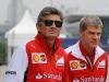 FIA Formula 1 World Championship 2014 - Round 4 - Grand Prix China - Marco Mattiacci, Antonello Coletta / Image: Copyright Ferrari
