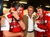 FIA Formula 1 World Championship 2014 - Round 5 - Grand Prix Spain - Marco Mattiacci, Luca di Montezemolo, Antonello Coletta / Image: Copyright Ferrari