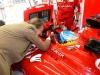 FIA Formula 1 World Championship 2014 - Round 5 - Grand Prix Spain - Luca di Montezemolo, Fernando Alonso - Ferrari F14 T / Image: Copyright Ferrari