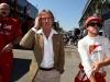 FIA Formula 1 World Championship 2014 - Round 5 - Grand Prix Spain - Luca di Montezemolo, Fernando Alonso / Image: Copyright Ferrari