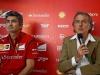 FIA Formula 1 World Championship 2014 - Round 5 - Grand Prix Spain - Marco Mattiacci, Luca di Montezemolo / Image: Copyright Ferrari