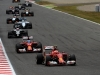 FIA Formula 1 World Championship 2014 - Round 5 - Grand Prix Spain - Kimi Raikkonen and Fernando Alonso - Ferrari F14 T / Image: Copyright Ferrari
