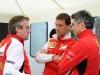 FIA Formula 1 World Championship 2014 - Round 7 - Grand Prix Canada - Pat Fry, Renato Bisignani, Marco Mattiacci / Image: Copyright Ferrari