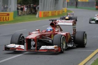 FIA Formula One World Championship 2013 - Round 1 - Grand Prix Australia - Fernando Alonso - Ferrari F138 / Image: Copyright Ferrari