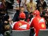 FIA Formula One World Championship 2013 - Round 1 - Grand Prix Australia - Felipe Massa and Fernando Alonso / Image: Copyright Ferrari