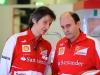 FIA Formula One World Championship 2013 - Round 1 - Grand Prix Australia - Massimo Rivola and Luca Marmorini  / Image: Copyright Ferrari