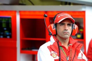 FIA Formula 1 World Championship 2013 - Round 11 - Grand Prix of Belgium - Marc Gene  / Image: Copyright Ferrari