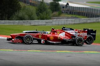 GP BELGIO F1/2013