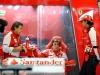 FIA Formula 1 World Championship 2013 - Round 11 - Grand Prix of Belgium - Fabrizio Borra, Fernando Alonso and Pedro de la Rosa / Image: Copyright Ferrari