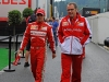 FIA Formula 1 World Championship 2013 - Round 11 - Grand Prix of Belgium - Felipe Massa and Stefano Domenicali  / Image: Copyright Ferrari