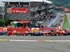 FIA Formula 1 World Championship 2013 - Round 11 - Grand Prix of Belgium - Fernando Alonso - Ferrari F138 - S/N 299 - Felipe Massa - Ferrari F138 - S/N 298 / Image: Copyright Ferrari