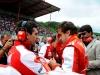 FIA Formula 1 World Championship 2013 - Round 11 - Grand Prix of Belgium - Andrea Stella and Fernando Alonso / Image: Copyright Ferrari