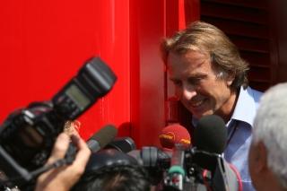 FIA Formula One World Championship 2013 - Round 12 - Grand Prix of Italy - Luca di Montezemolo / Image: Copyright Ferrari