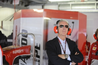 FIA Formula One World Championship 2013 - Round 12 - Grand Prix of Italy - Piero Ferrari / Image: Copyright Ferrari