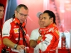 FIA Formula One World Championship 2013 - Round 12 - Grand Prix of Italy - Stefano Domenicali and Felipe Massa / Image: Copyright Ferrari