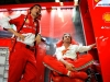 FIA Formula One World Championship 2013 - Round 12 - Grand Prix of Italy - Andrea Stella and Fernando Alonso / Image: Copyright Ferrari