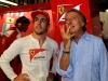 FIA Formula One World Championship 2013 - Round 12 - Grand Prix of Italy - Fernando Alonso and Luca di Montezemolo / Image: Copyright Ferrari
