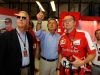 FIA Formula One World Championship 2013 - Round 12 - Grand Prix of Italy - Piero Ferrari, Luca di Montezemolo and Stefano Domenicali / Image: Copyright Ferrari