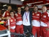 FIA Formula One World Championship 2013 - Round 12 - Grand Prix of Italy - Jovanotti / Image: Copyright Ferrari