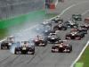 FIA Formula One World Championship 2013 - Round 12 - Grand Prix of Italy - Felipe Massa - Ferrari F138 - S/N 298 - Fernando Alonso - Ferrari F138 - S/N 299 / Image: Copyright Ferrari