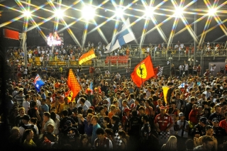 FIA Formula One World Championship 2013 - Round 13 - Grand Prix of Singapore - Scuderia Ferrari Fans / Image: Copyright Ferrari