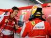 FIA Formula One World Championship 2013 - Round 14 - Grand Prix of Korea - Massimo Rivola and Fernando Alonso / Image: Copyright Ferrari