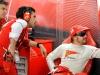 FIA Formula One World Championship 2013 - Round 14 - Grand Prix of Korea - Fabrizio Borra, Andrea Stella and Fernando Alonso / Image: Copyright Ferrari
