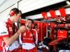 FIA Formula One World Championship 2013 - Round 15 - Grand Prix of Japan - Felipe Massa and Rob Smedley / Image: Copyright Ferrari