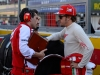 FIA Formula One World Championship 2013 - Round 15 - Grand Prix of Japan - Andrea Stella and Fernando Alonso. / Image: Copyright Ferrari