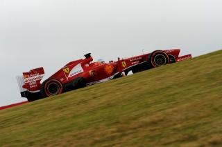 FIA Formula One World Championship 2013 - Round 18 - Grand Prix of the United States - Fernando Alonso - Ferrari F138 - S/N 299 / Image: Copyright Ferrari