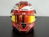 FIA Formula One World Championship 2013 - Round 19 - Grand Prix of Brazil  - Felipe Massa's helmet for the Brazilian Grand Prix / Image: Copyright Ferrari