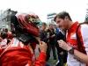 FIA Formula One World Championship 2013 - Round 19 - Grand Prix of Brazil - Felipe Massa and Rob Smedley / Image: Copyright Ferrari