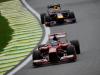 FIA Formula One World Championship 2013 - Round 19 - Grand Prix of Brazil - Fernando Alonso - Ferrari F138 - S/N 299 / Image: Copyright Ferrari