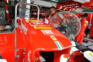 FIA Formula One World Championship 2013 - Round 2 - Grand Prix Malaysia - Scuderia Ferrari / Image: Copyright Ferrari