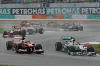 FIA Formula One World Championship 2013 - Round 2 - Grand Prix Malaysia - Felipe Massa - Ferrari F138 / Image: Copyright Ferrari