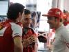 FIA Formula One World Championship 2013 - Round 2 - Grand Prix Malaysia -Pedro De la Rosa, Andrea Stella and Fernando Alonso  / Image: Copyright Ferrari